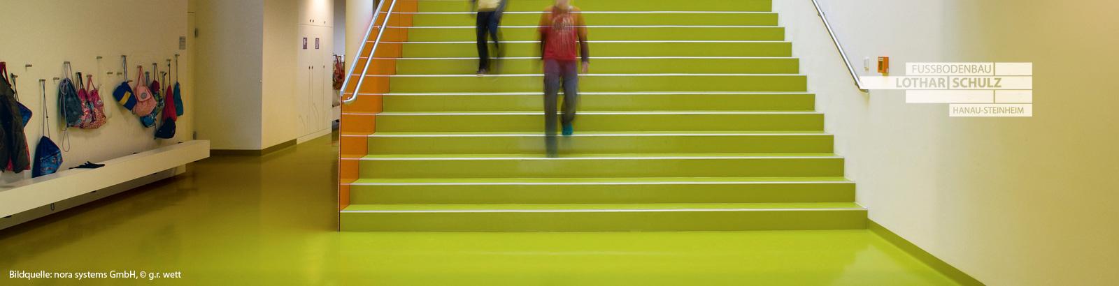 Linoleum farben  Materialeigenschaften von Linoleum - Fussbodenbau Lothar Schulz ...